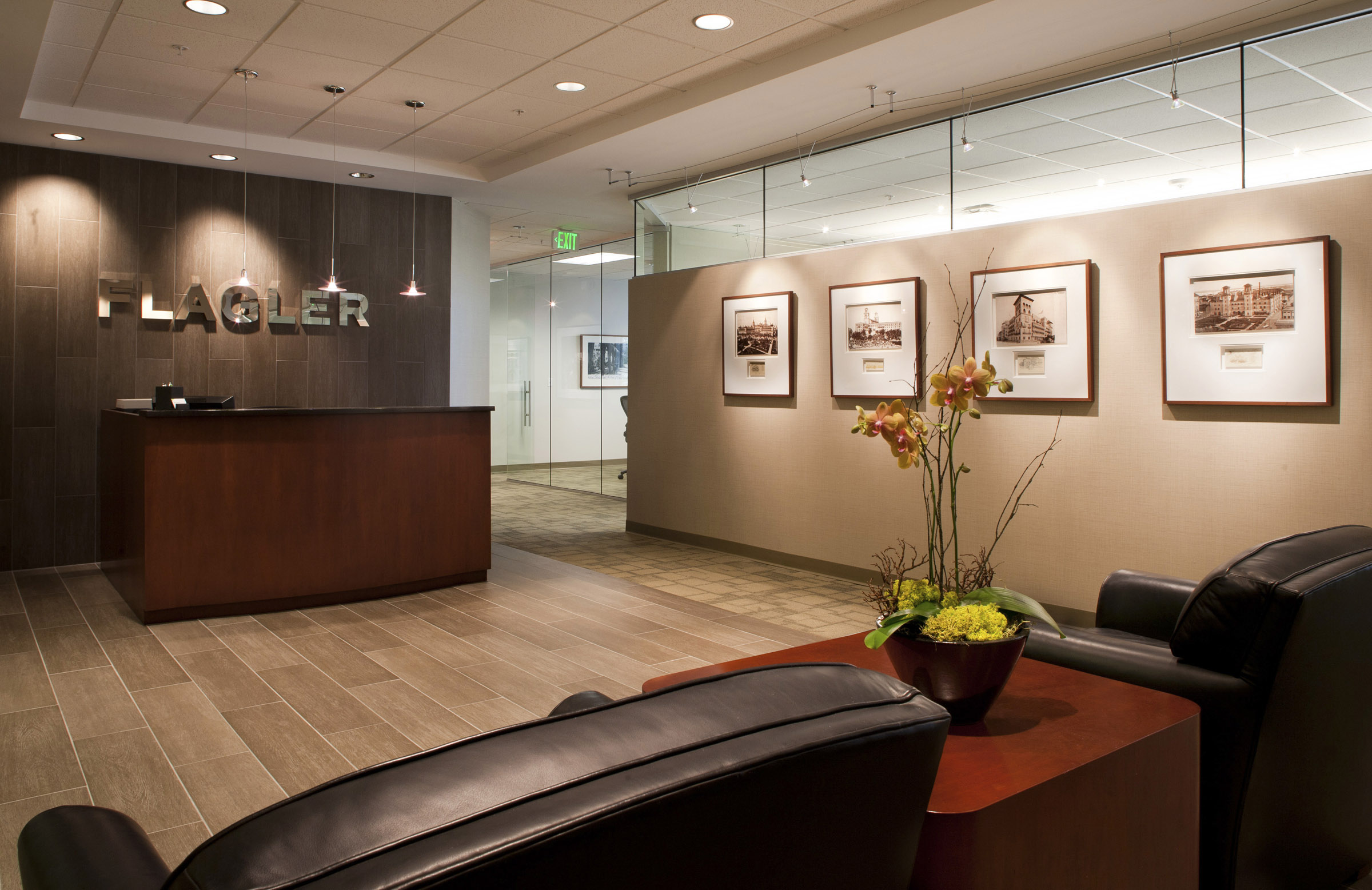 Construction Office Decorating Ideas Flagler Relocates To Deerwood North Office Park What 39s