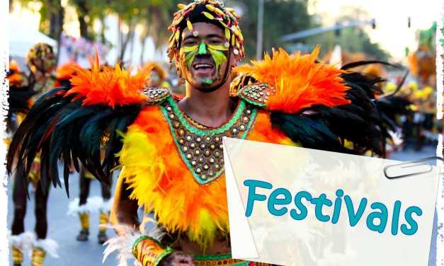 Ten Ways To Enjoy Philippine Festivals