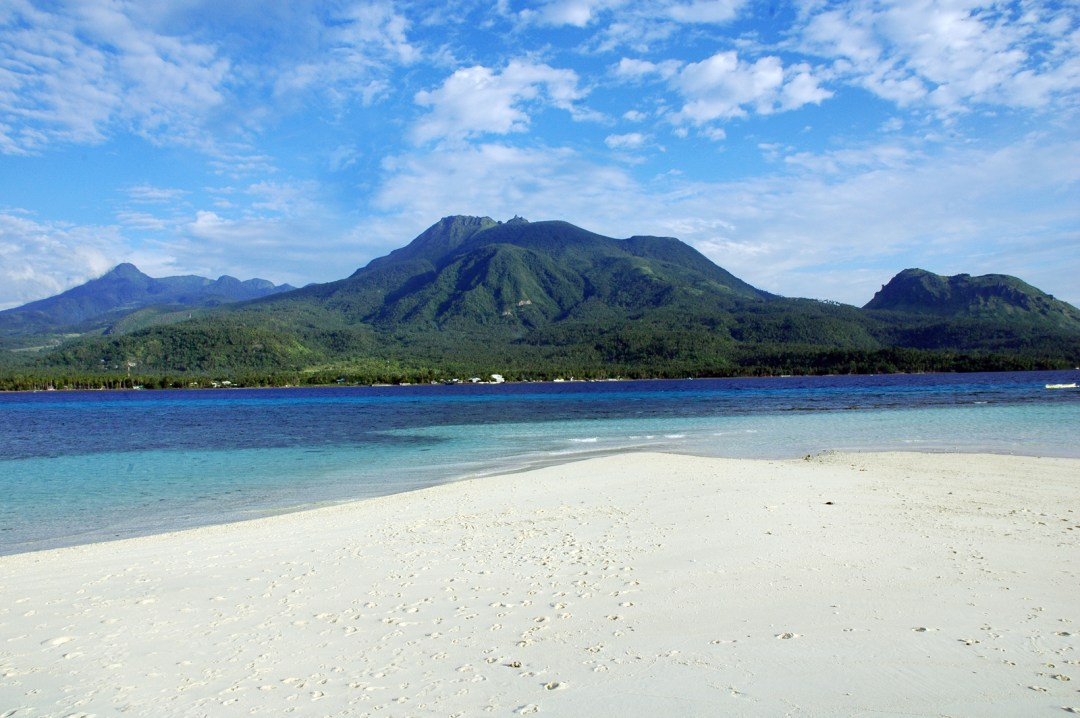 Camiguin Island, the island of white sands and volcanoes