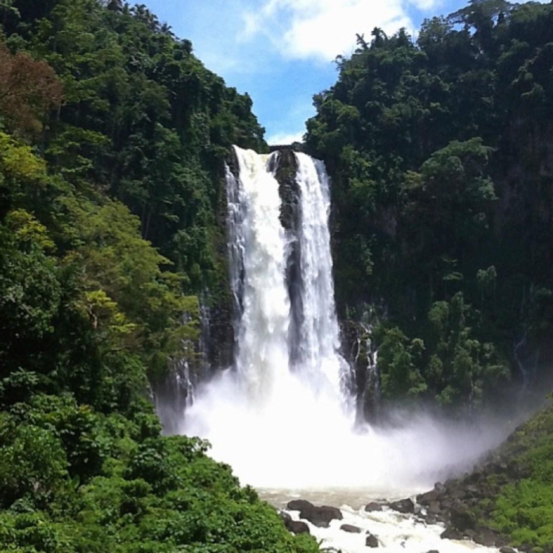Iligan City: Maria Cristina Falls