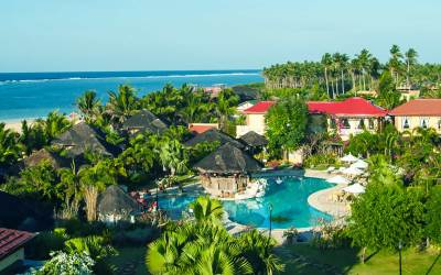 Puerto Del Sol Beach Resort / Bolinao, Pangasinan