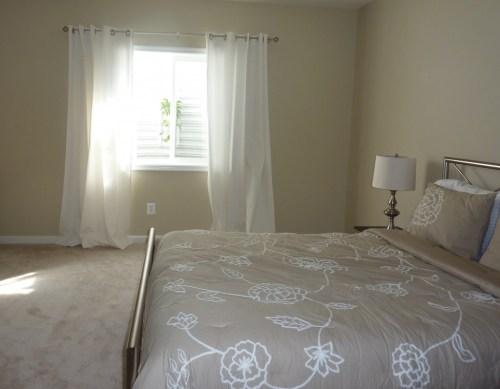 beige bedroom, neutral bedroom decor