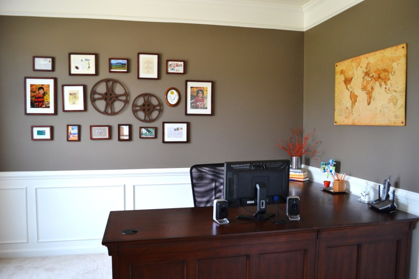 create a gallery wall, Gallery Wall Tutorial