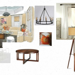 Same Look 4 Less – Grand Living Room