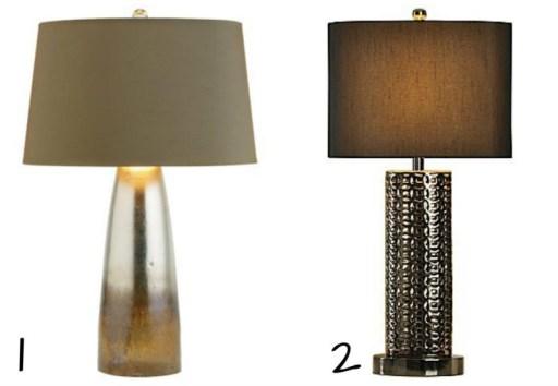 mercury lamps, Grand Living Room
