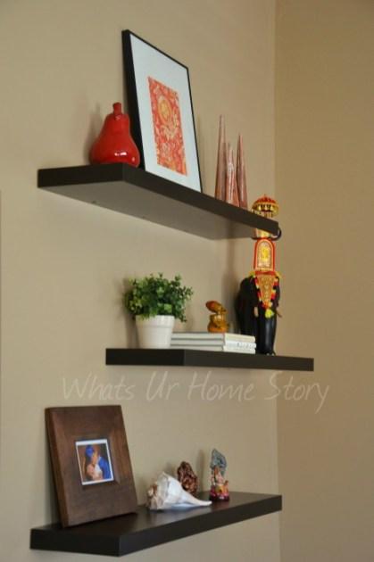 Whats Ur Home Story: Floating Shelf , floating shelves