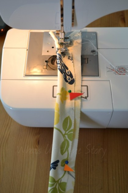 How to sew a welt cord with double piping
