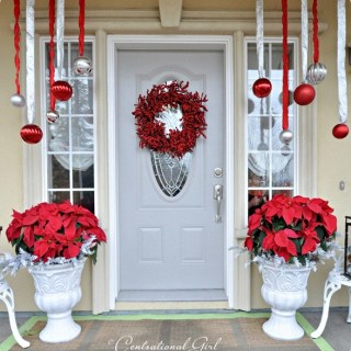 Christmas Porches