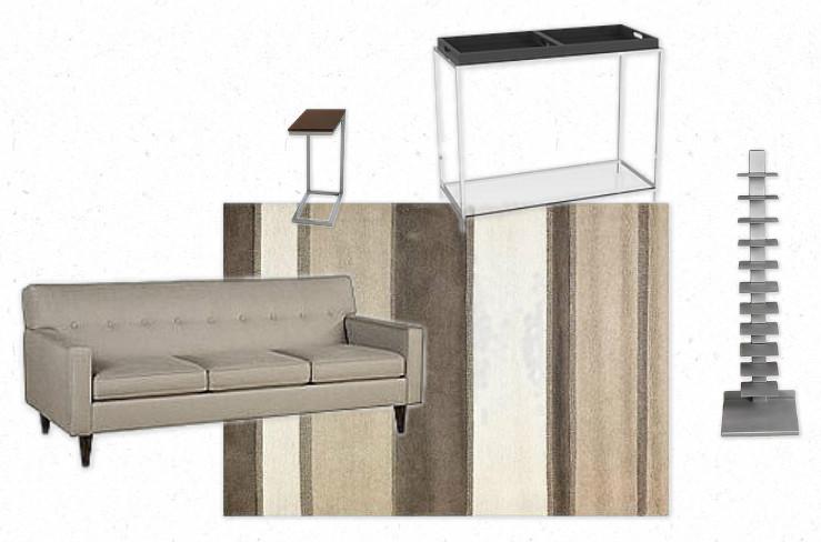 Whats Ur Home Story: Contemporary Apartment decor, Small Apartment Decor