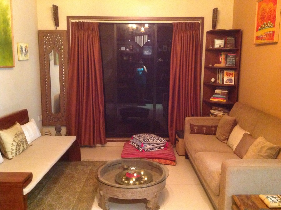 Indian Living Room