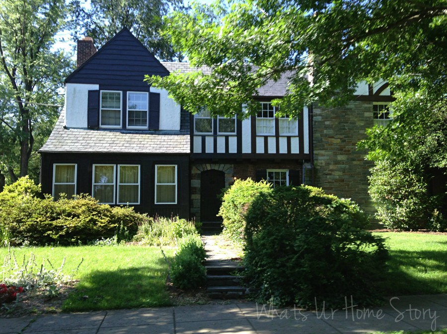 Whats Ur Home Story: Tudor home in DC