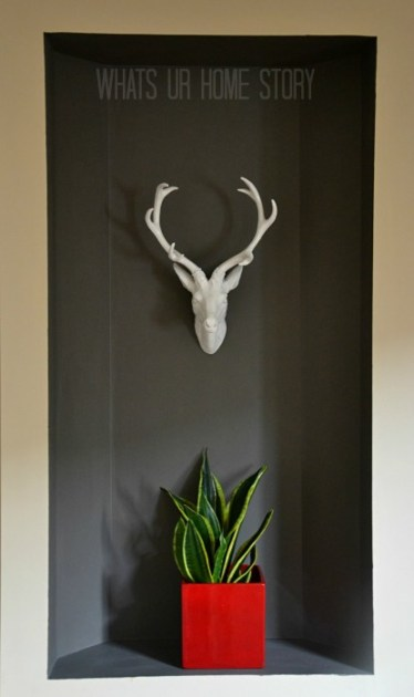 faux-deer-head-mounts,Deer Head, Faux Taxidermy, White Faux Taxidermy, faux deer head mounts