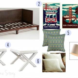 Same Look 4 Less – Multi Purpose Guest Room