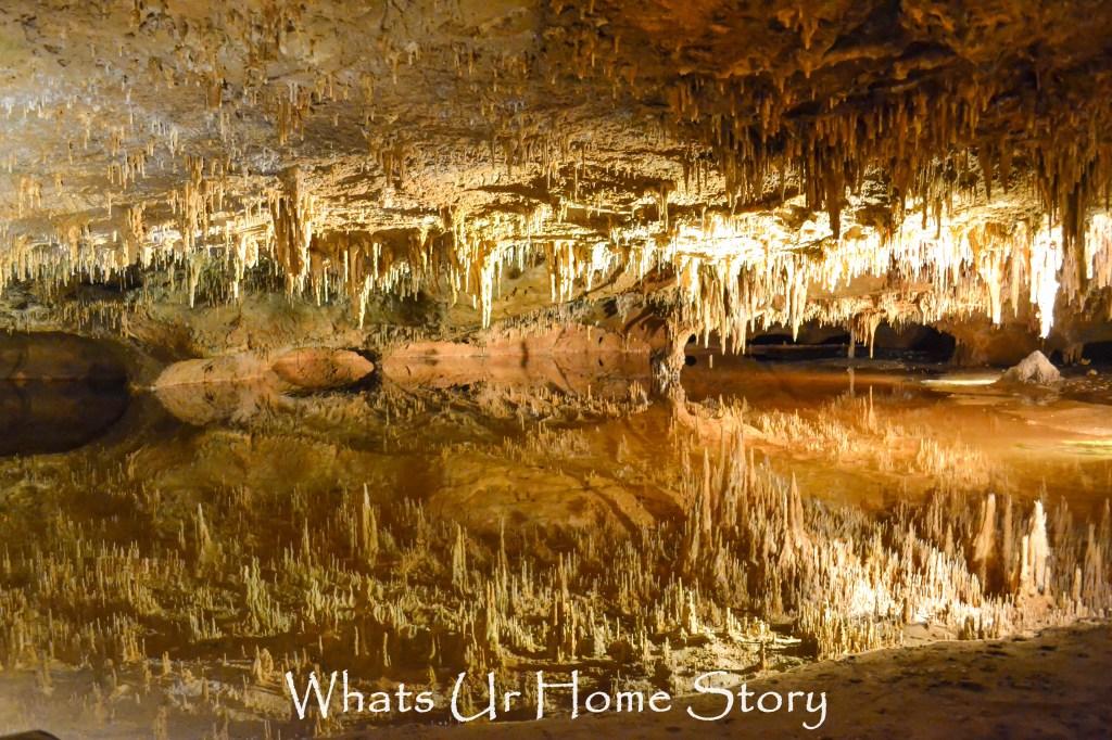 dream lake luray caverns