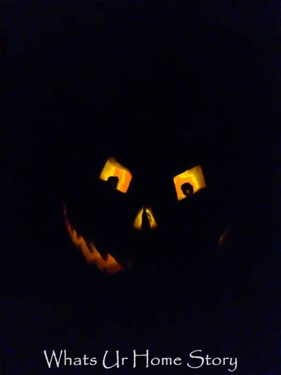 last minute pumpkin decorating