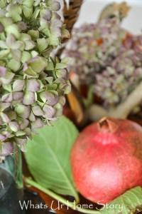 Fall harvest centerpiece ideas