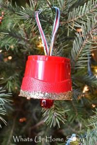 Christmas Bell Ornament