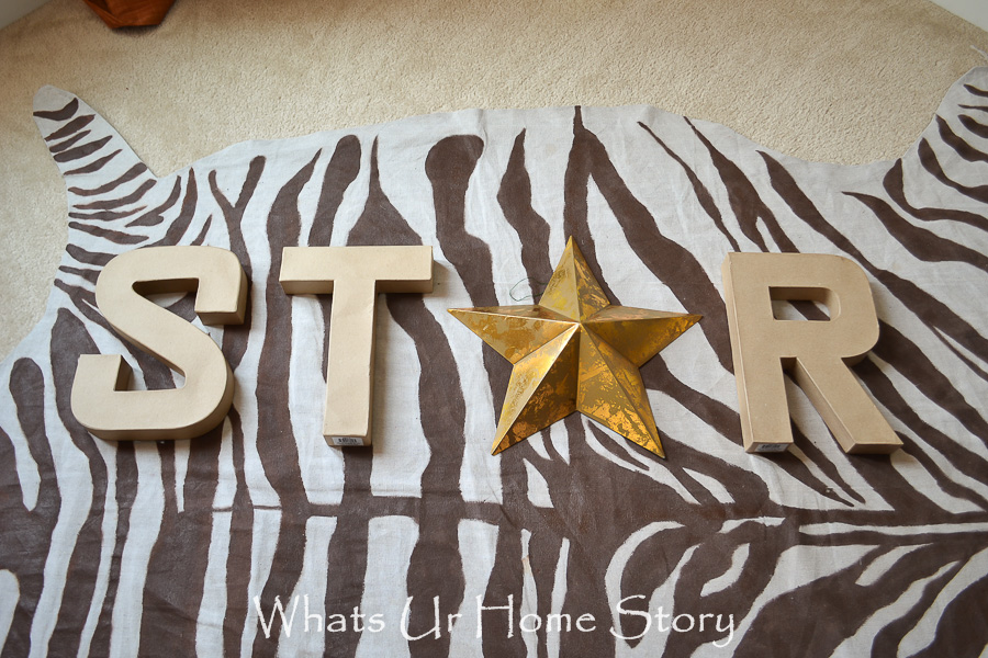 STAR DIY Marquee Light
