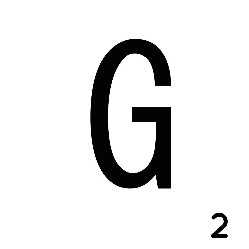 Scrabble Letter G_ Whats Ur Home Story