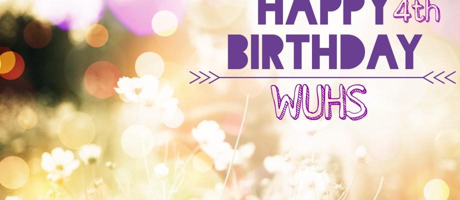 A Blog Birthday & A New Year