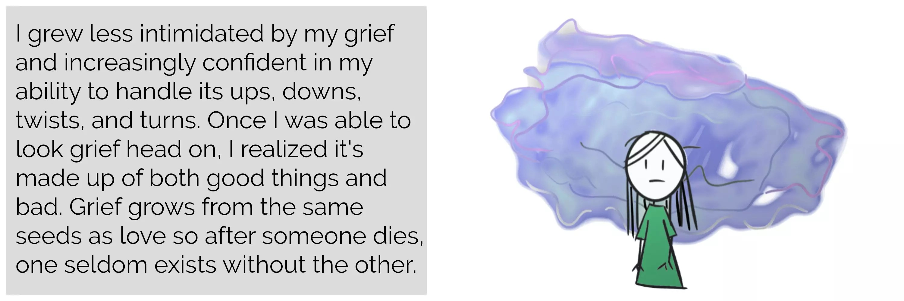 Fullsize Of Things To Say When Someone Dies