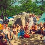 Camping Walk In2