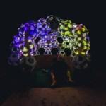Illum Forest Night Geode