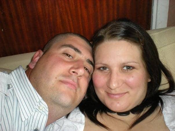 Ashley & I 2008