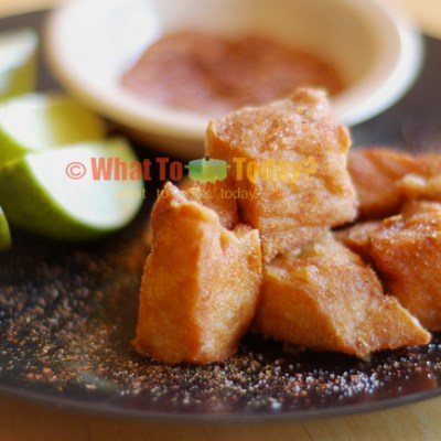 DELECTABLE DEEP-FRIED PORK