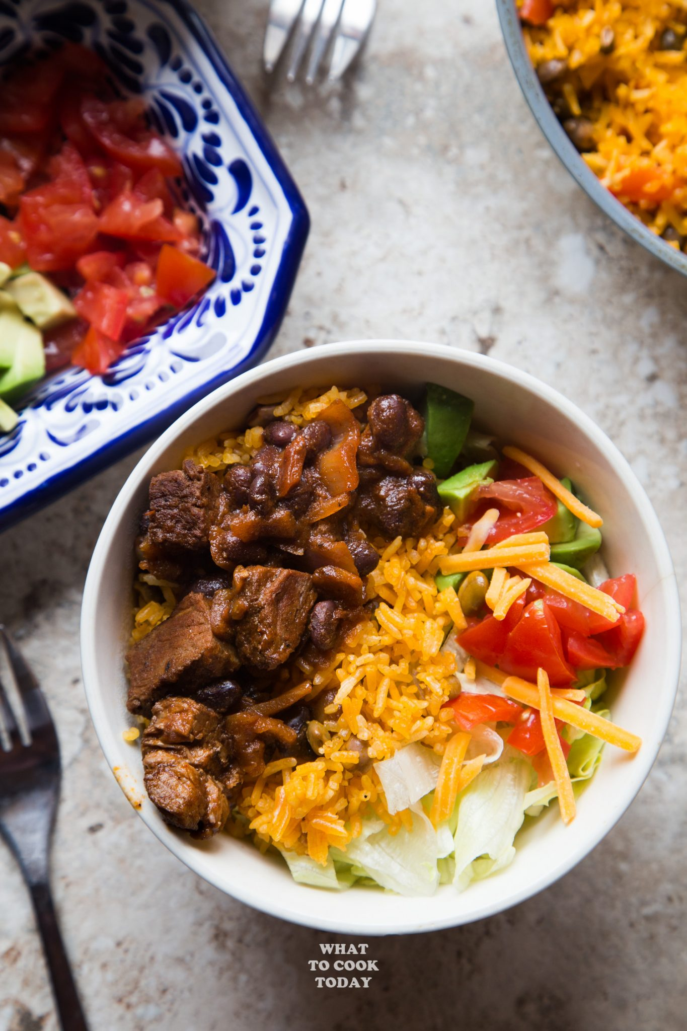 Target Salad Bowl Barbacoa Pigeon Peas Rice Salad Bowl What To Cook Today