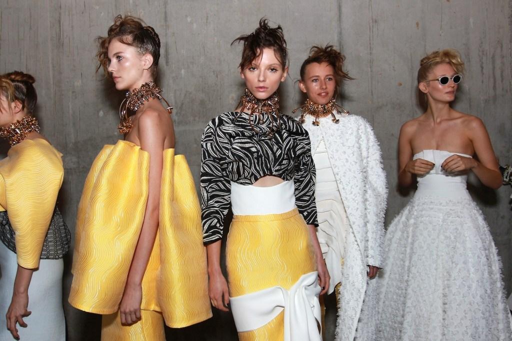 Mercedes-Benz Presents Maticevski - Backstage - Mercedes-Benz Fashion Week Australia 2016