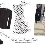 Wardrobe Wednesday: Polka Dot Princess