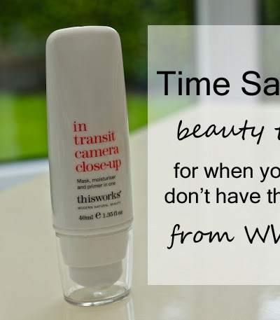 Time Saving Beauty Tips