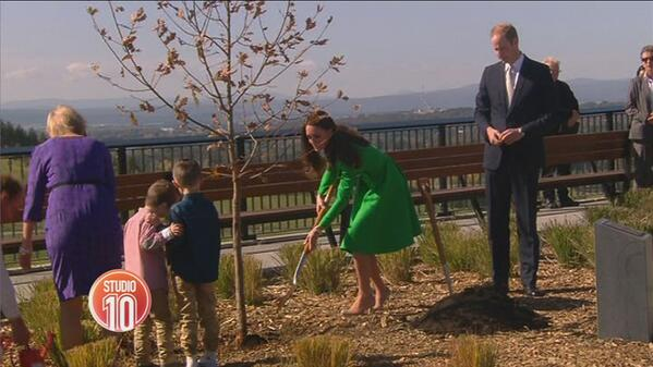 Royal Tour Day 18: Canberra