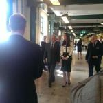 Kate visits Bletchley Park