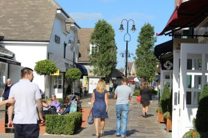 Shop like the Duchess of Cambridge: Bicester Village