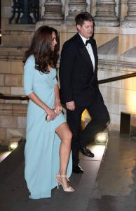 The Duchess of Cambridge attends the 2014 Wildlife Photography Awards