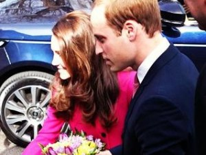 The Duke and Duchess of Cambridge Visit South London