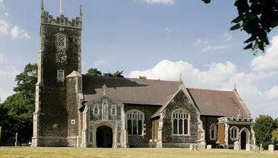 Historical Spotlight: St. Mary Magdalene's Church