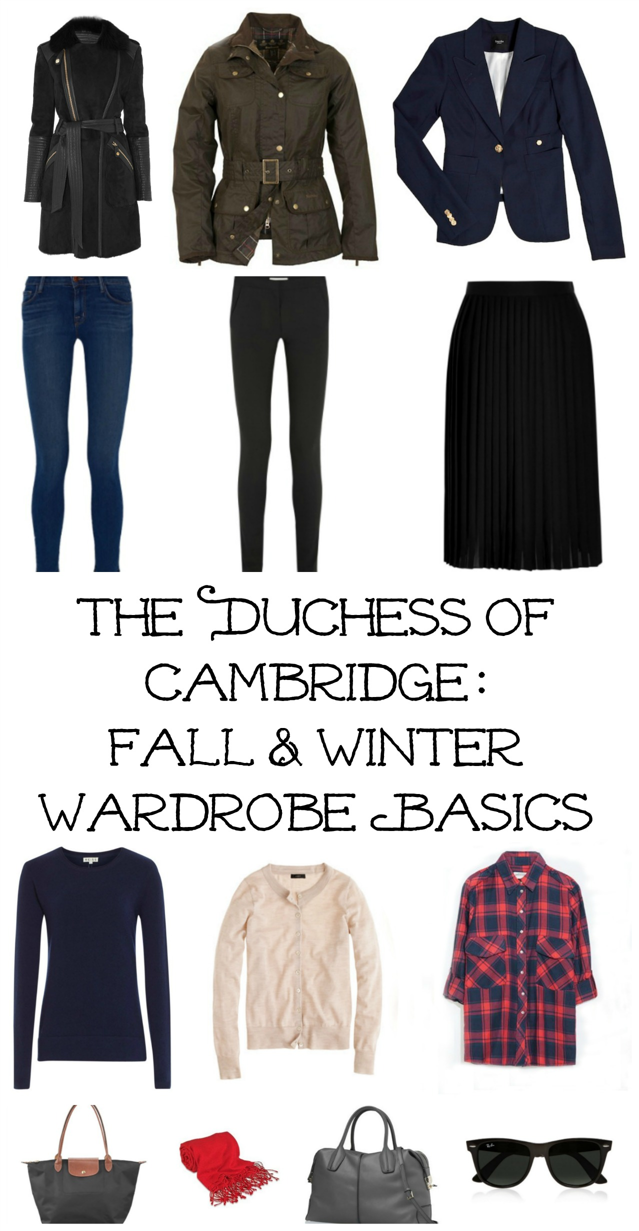 kate s fall winter capsule wardrobe what would kate do