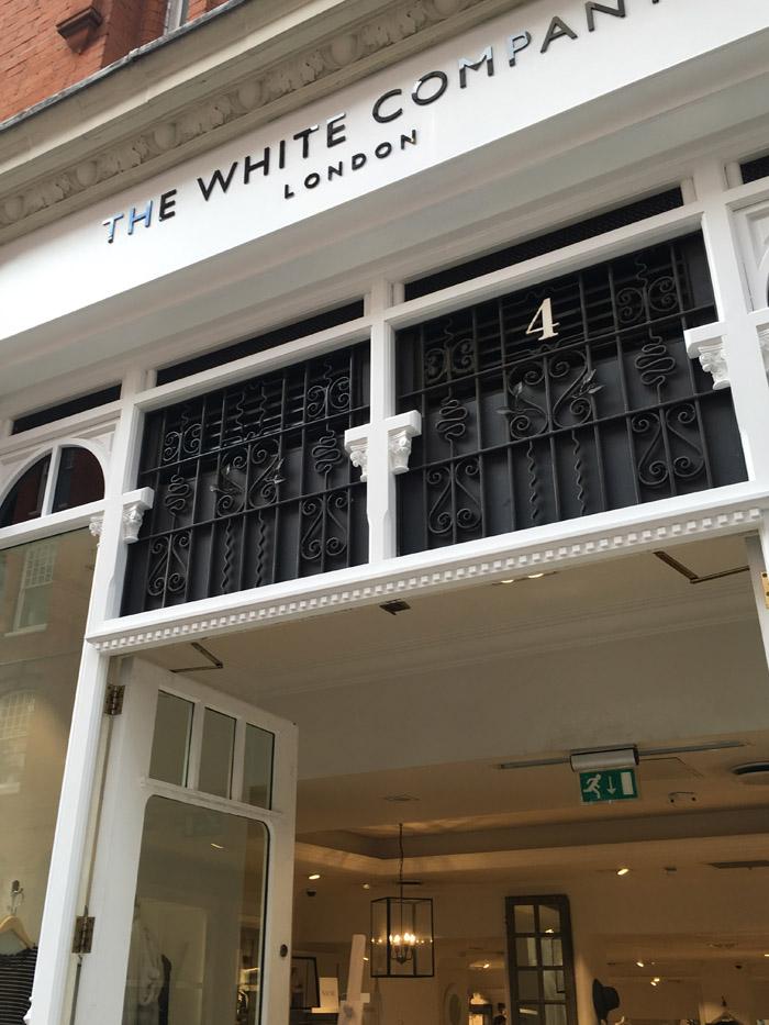 The White Company small