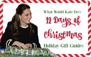 12 Days of Christmas Gift Guides : Presents for the WWKD Reader