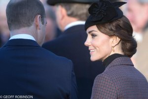 Kate and the Royal Family Mark 100th Anniversary of Gallipoli Campaign