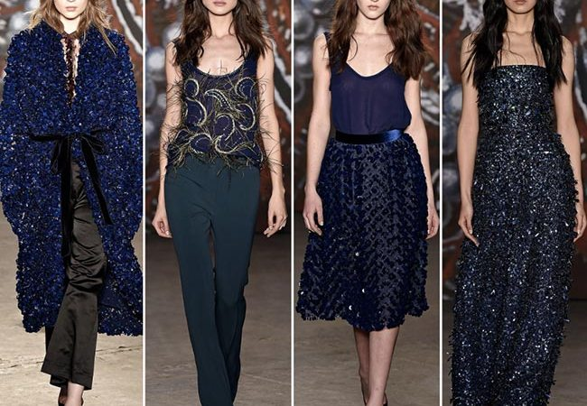 Kate Favourite Designer Jenny Packham A/W 2016 at NYFW