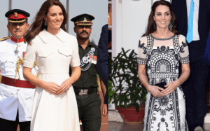 Royal Tour India : Recap of Kate's Day Two Looks