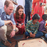 Royal Tour India : Day Three (Delhi & Kaziranga)