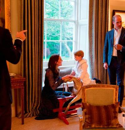 At Home with Kate: Elements of a Relaxed Royal Library