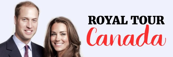 Royal Tour Canada Header