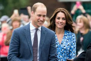 The Cambridges Go Back To School at Stewards Academy
