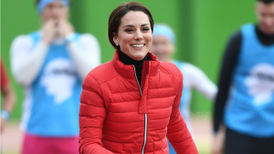 Kate Joins Relay Team for Heads Together